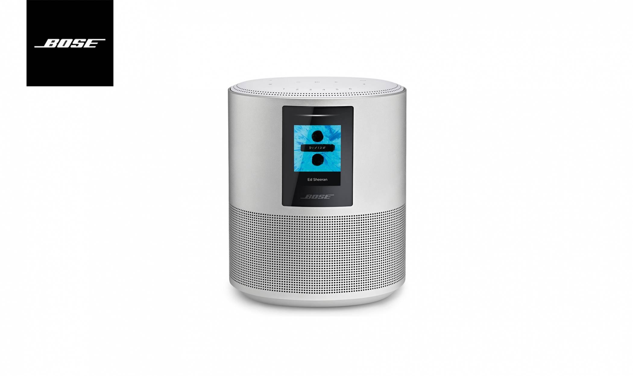 Bose Home Speaker 500 Lux Silver